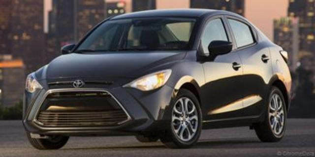 2017 Toyota Yaris iA Base 4dr Sedan 6A