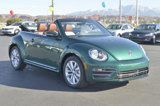 2017 volkswagen beetle 1 8t classic 1 8t classic 2dr convertible for sale in saint george utah. Black Bedroom Furniture Sets. Home Design Ideas
