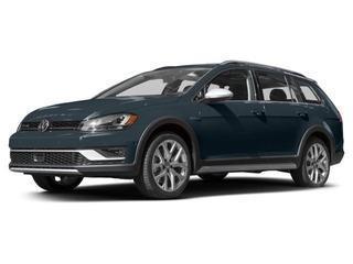 2017 Volkswagen Golf Alltrack TSI S 4Motion AWD TSI S