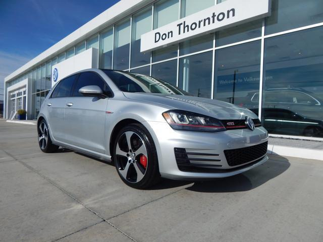 2017 Volkswagen Golf GTI SE SE 4dr Hatchback 6A for Sale in Tulsa, Oklahoma Classified ...