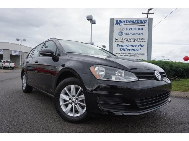 2017 volkswagen golf sportwagen tsi s tsi s 4dr wagon 6a for sale in murfreesboro tennessee. Black Bedroom Furniture Sets. Home Design Ideas