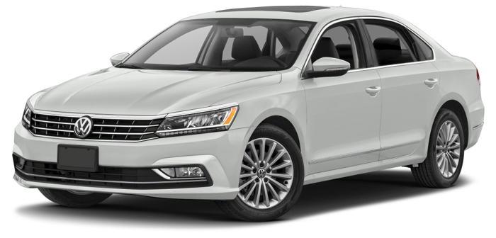 2017 Volkswagen Passat 1.8T S 1.8T S 4dr Sedan