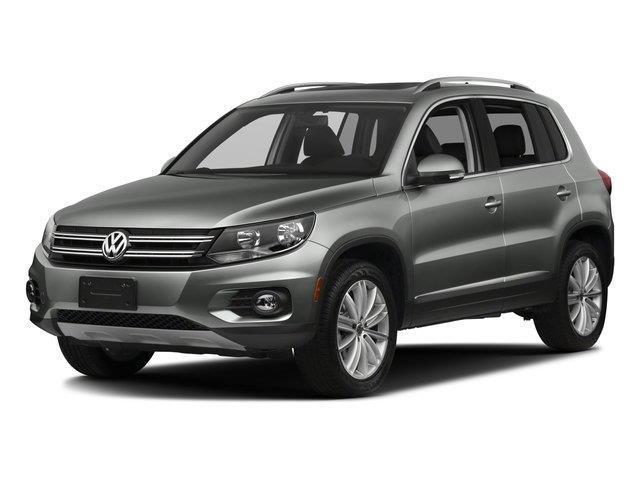 2017 Volkswagen Tiguan 2.0T Wolfsburg Edition 2.0T