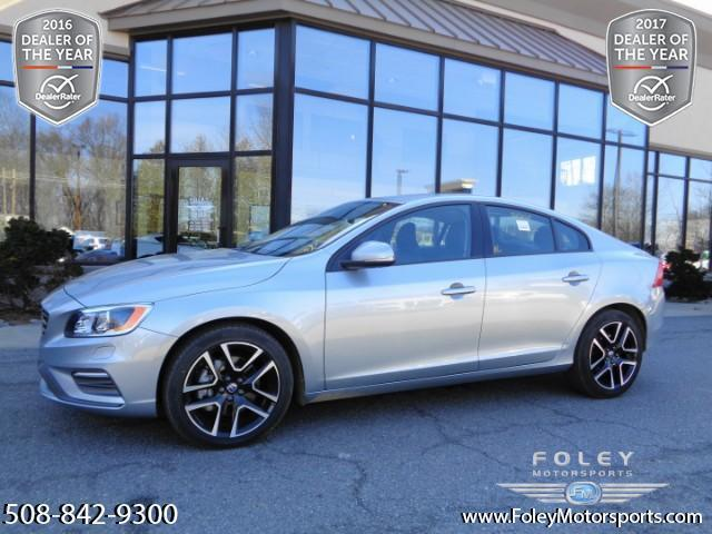 2017 volvo s60 t5 dynamic awd t5 dynamic 4dr sedan for sale in edgemere massachusetts. Black Bedroom Furniture Sets. Home Design Ideas
