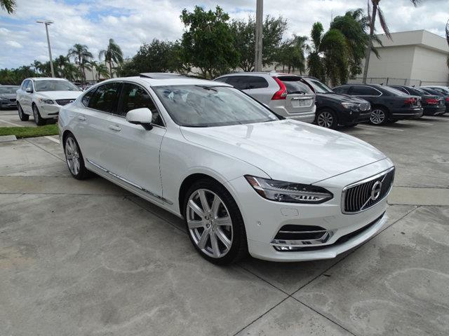 2017 Volvo S90 T5 Inscription T5 Inscription 4dr Sedan