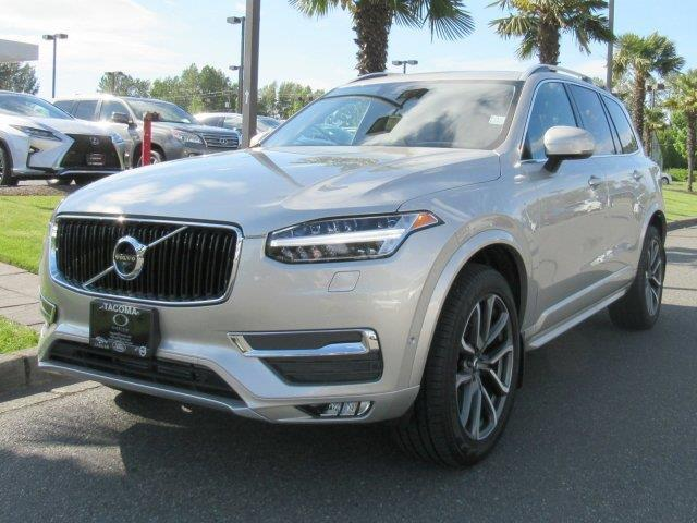 2017 volvo xc90 t6 momentum awd t6 momentum 4dr suv for sale in tacoma washington classified. Black Bedroom Furniture Sets. Home Design Ideas
