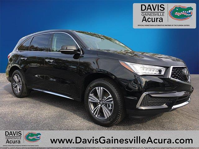 2018 Acura MDX Base 4dr SUV