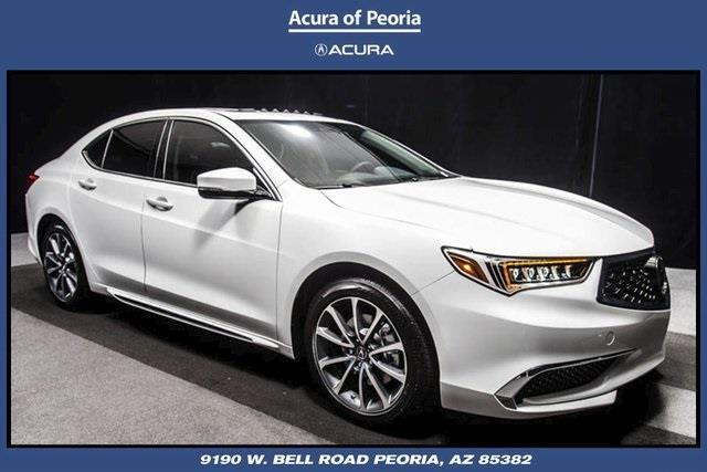 2018 Acura TLX V6 w/Tech V6 4dr Sedan w/Technology Package for Sale in Peoria, Arizona ...