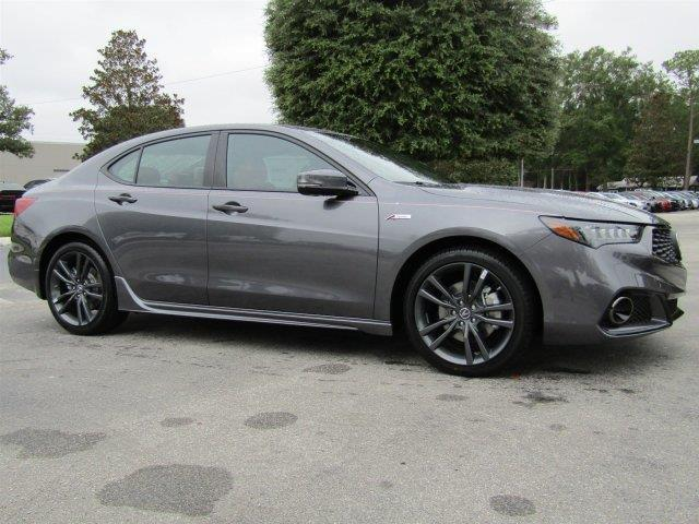2018 Acura TLX V6 w/Tech w/A-SPEC V6 4dr Sedan