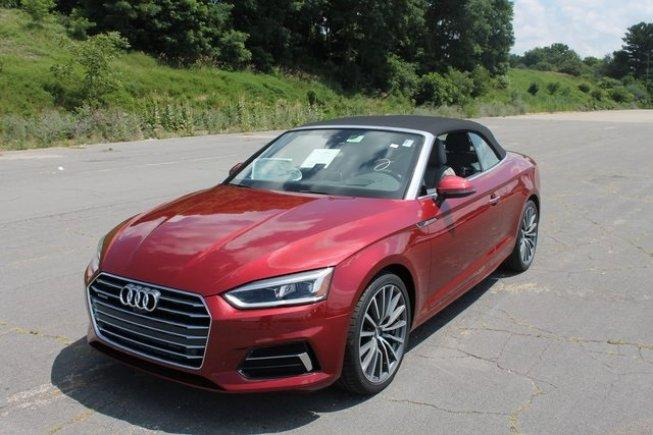 2018 Audi A5 20t Prestige Cabriolet For Sale In Kalamazoo Michigan