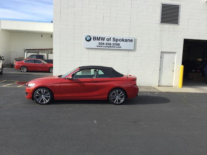 2018 bmw 2 series 230i xdrive awd 230i xdrive 2dr convertible for sale in spokane washington. Black Bedroom Furniture Sets. Home Design Ideas