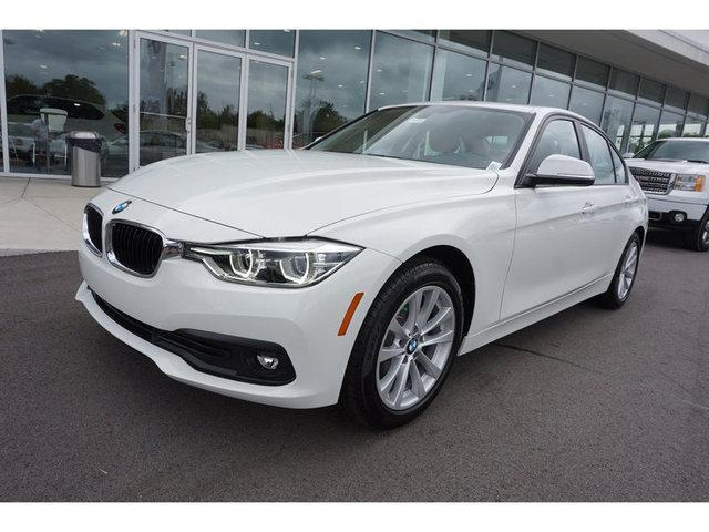 2018 BMW 3 Series 320i 320i 4dr Sedan