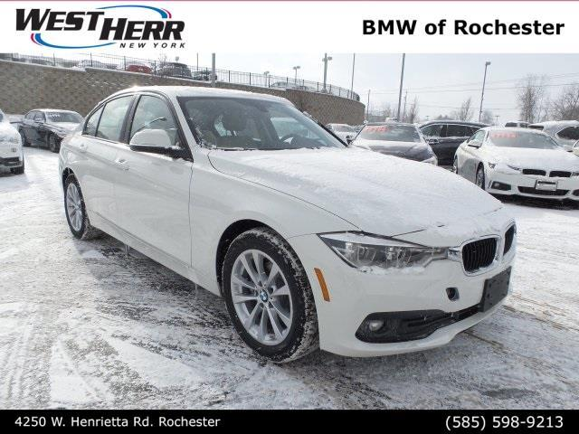 2018 BMW 3 Series 320i xDrive AWD 320i xDrive 4dr Sedan