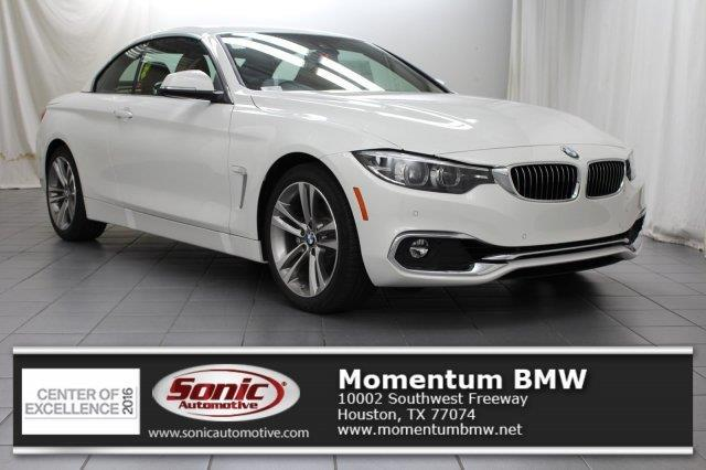 2018 BMW 4 Series 430i 430i 2dr Convertible