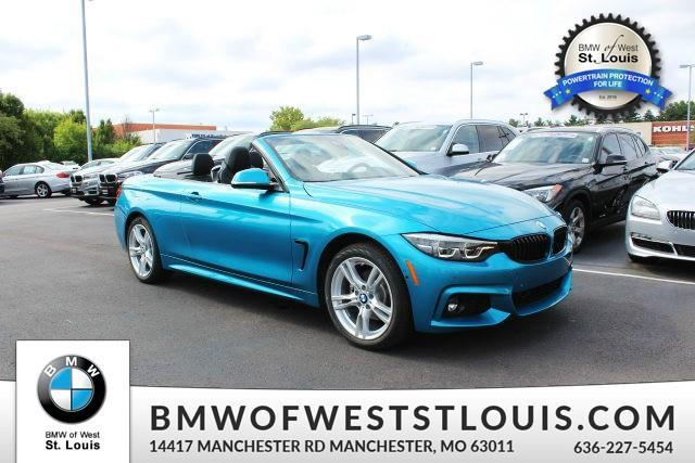 2018 bmw 4 series 430i xdrive awd 430i xdrive 2dr convertible for sale in wildwood missouri. Black Bedroom Furniture Sets. Home Design Ideas