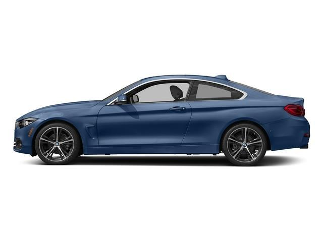 2018 BMW 4 Series 430i xDrive AWD 430i xDrive 2dr Coupe