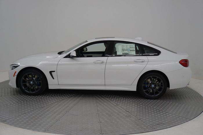 2018 BMW 4 Series 440i xDrive Gran Coupe AWD 440i xDrive ...