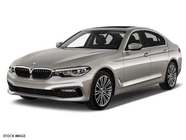 2018 BMW 5 Series 530i 530i 4dr Sedan