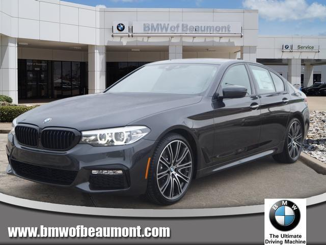 2018 BMW 5 Series 540i 540i 4dr Sedan