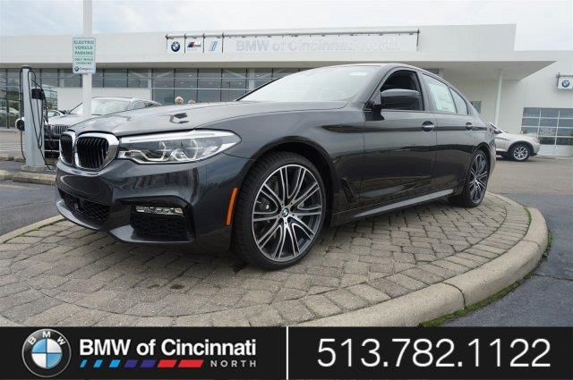 2018 BMW 5 Series 540i xDrive AWD 540i xDrive 4dr Sedan ...