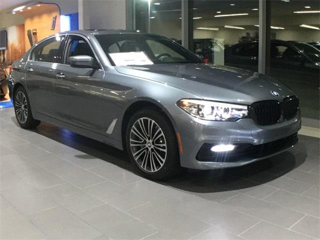 2018 Bmw 5 Series 540i Xdrive Awd 540i Xdrive 4dr Sedan