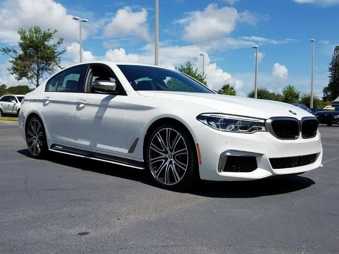 2018 Bmw 5 Series M550i Xdrive Awd M550i Xdrive 4dr Sedan For Sale In Fort Pierce Florida