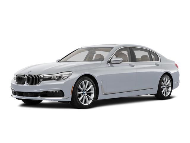 2018 BMW 7 Series 740e xDrive iPerformance AWD 740e