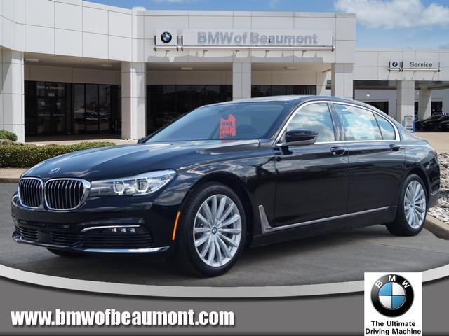 2018 BMW 7 Series 740i 740i 4dr Sedan