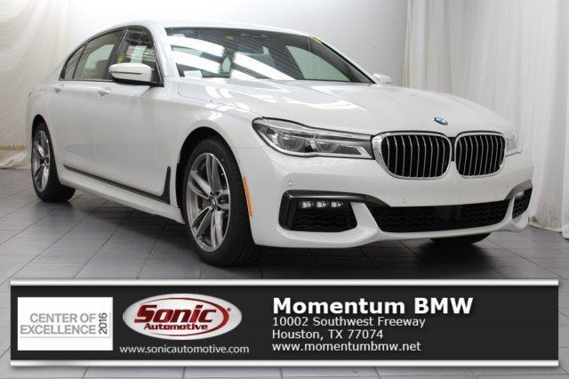 2018 BMW 7 Series 750i 750i 4dr Sedan