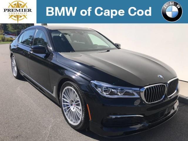 BMW Series ALPINA B XDrive AWD ALPINA B XDrive Dr Sedan - 2018 bmw b7 alpina for sale