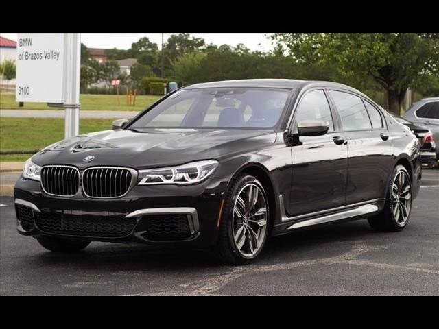 2018 bmw 7 series m760i xdrive awd m760i xdrive 4dr sedan. Black Bedroom Furniture Sets. Home Design Ideas