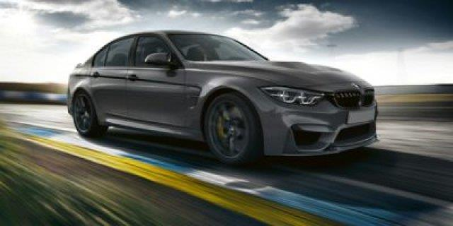 2018 BMW M3 Base 4dr Sedan
