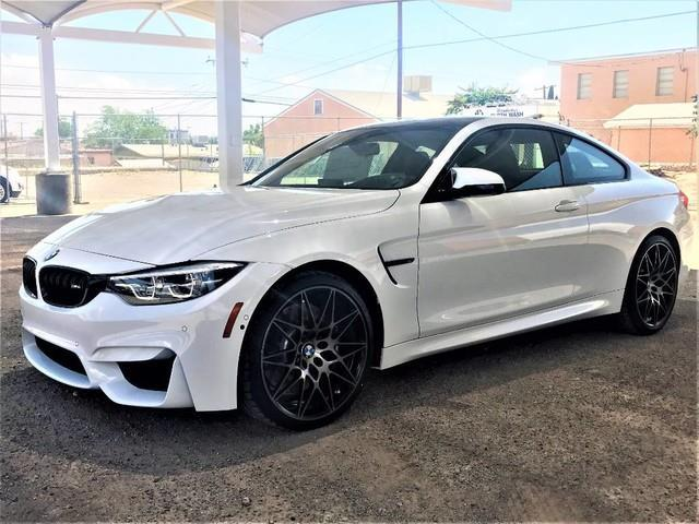 2018 Bmw M4 Base 2dr Coupe For Sale In El Paso Texas