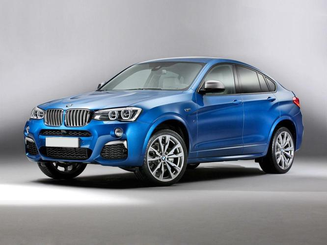 2018 BMW X4 M40i AWD M40i 4dr SUV