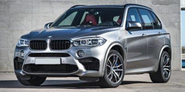 2018 BMW X5 M Base AWD 4dr SUV