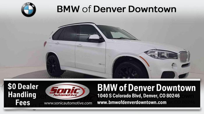 2018 BMW X5 xDrive40e iPerformance AWD xDrive40e