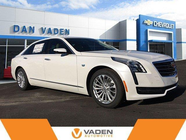 2018 Cadillac CT6 2.0T 2.0T 4dr Sedan