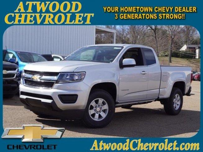 2018 Chevrolet Colorado 2WD Extended Cab W/T