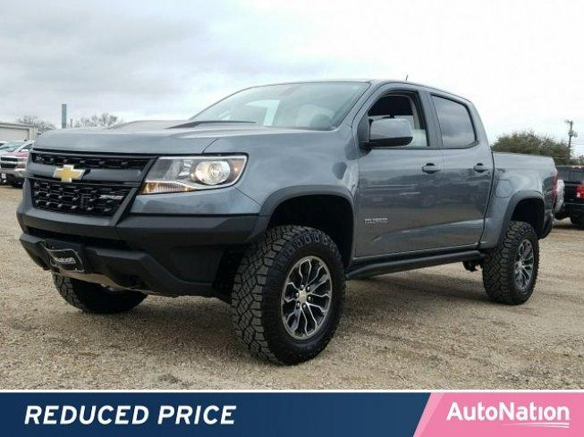 2018 chevrolet colorado 4x4 crew cab zr2 for sale in waco texas classified. Black Bedroom Furniture Sets. Home Design Ideas