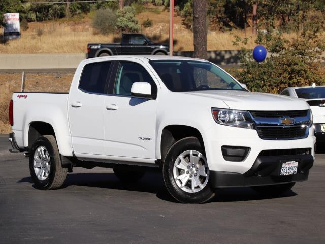 2018 Chevrolet Colorado LT 4x4 LT 4dr Crew Cab 5 ft. SB