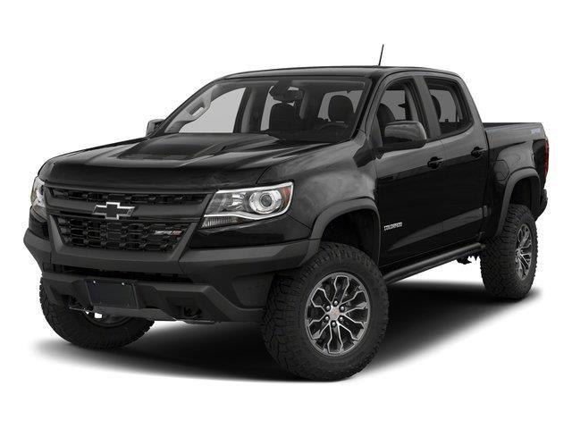 2018 Chevrolet Colorado ZR2 4x4 ZR2 4dr Crew Cab 5 ft.