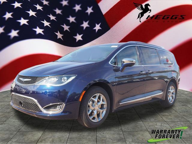 2018 Chrysler Pacifica Limited Limited 4dr Mini-Van