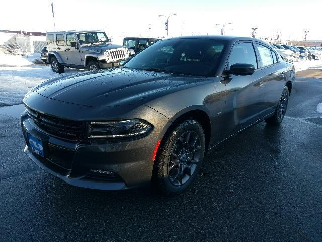 2018 Dodge Charger GT AWD GT 4dr Sedan