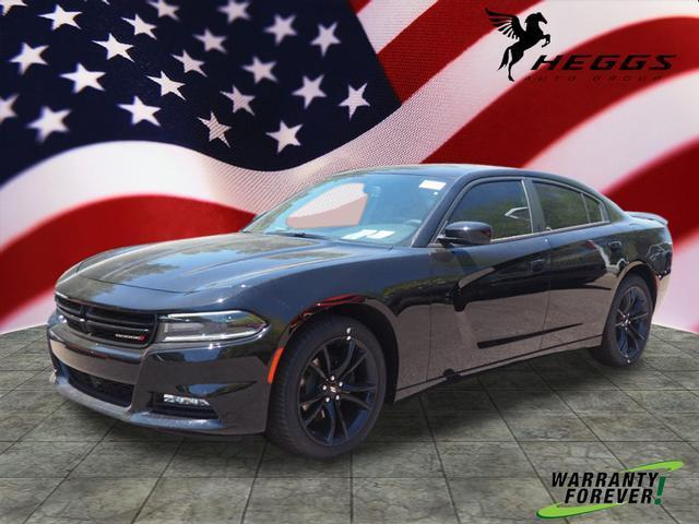 2018 Dodge Charger SXT Plus SXT Plus 4dr Sedan