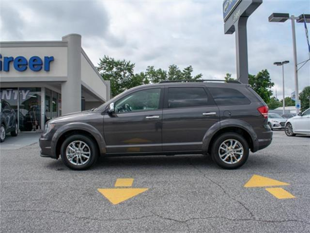 2018 Dodge Journey SE SE 4dr SUV