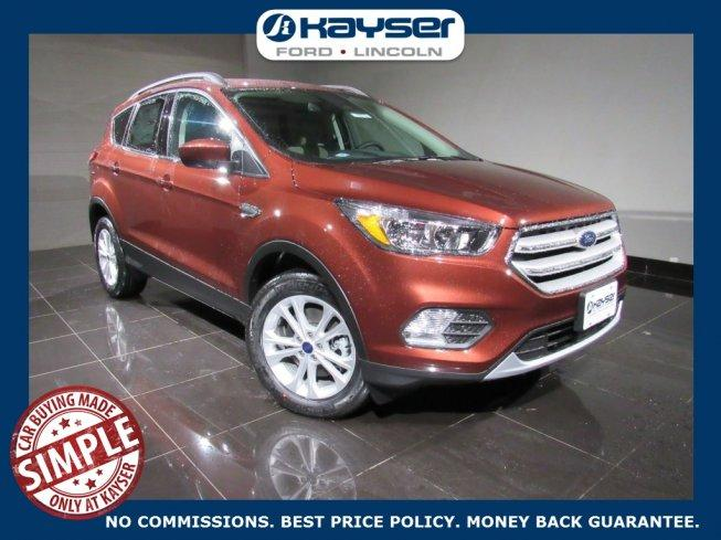 2018 Ford Escape 4WD SE