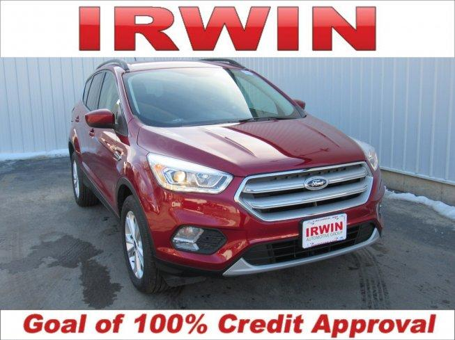 2018 Ford Escape 4WD SEL