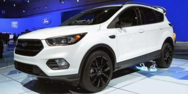 2018 Ford Escape S S 4dr SUV
