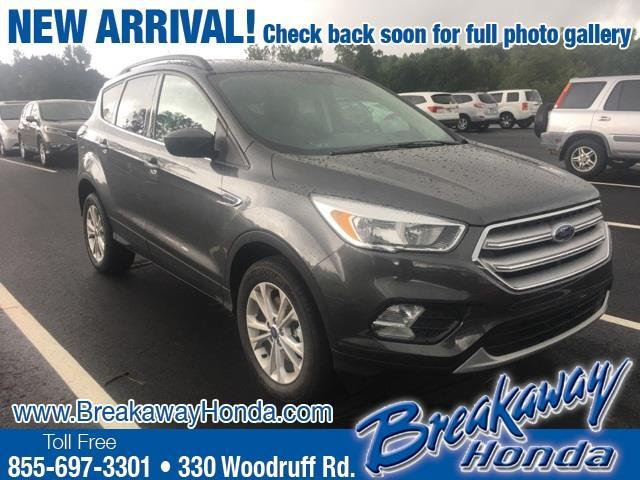 2018 Ford Escape SE AWD SE 4dr SUV