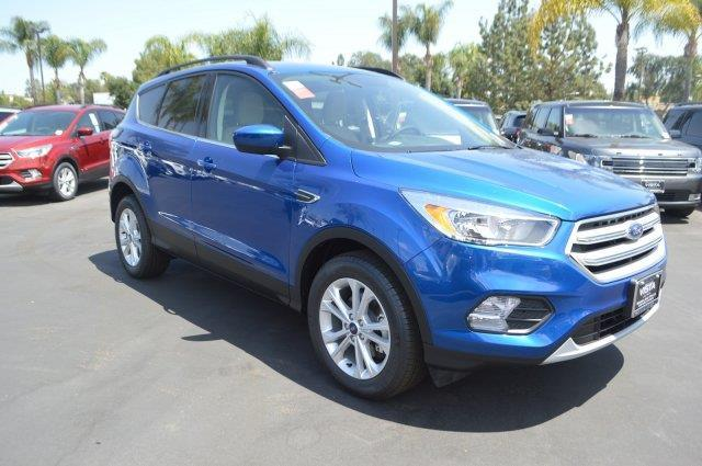 2018 Ford Escape SE SE 4dr SUV